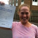 Student Who Passed Their Driving Test With DEC Driving School 1