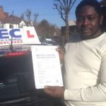 Student Who Passed Their Driving Test With DEC Driving School 2