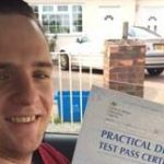 Student Who Passed Their Driving Test With Wests School of Motoring 5