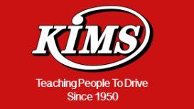 Kim's School of Motoring Logo