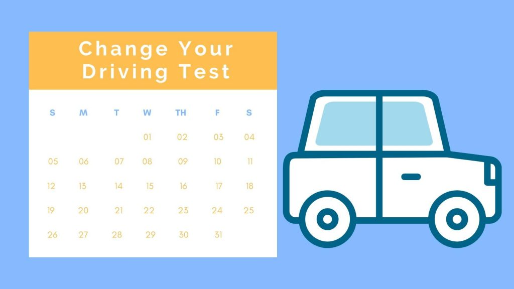 Change Your Driving Test