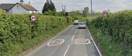 Hornchurch Driving Test Route - Park Farm Road